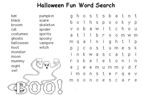 free halloween printable games for adults halloween printable halloween printable games