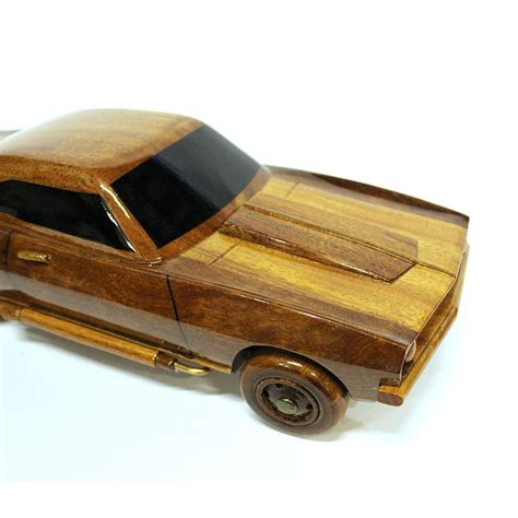 chevy camaro model chevrolet camaro wood car model wooden carved car