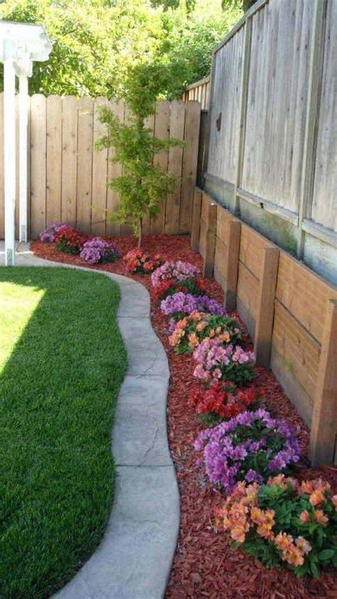 Easy Backyard Landscaping Ideas by Top 28 Surprisingly Awesome Garden Bed Edging Ideas Amazing Diy Interior Home Design