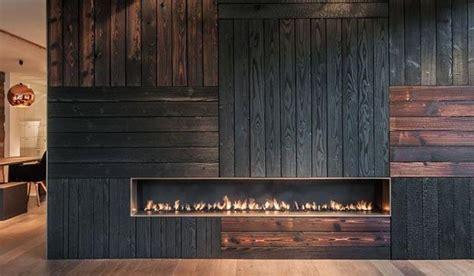 Burning Wood Siding To Preserve - shou sugi ban burnt wood siding ecohome