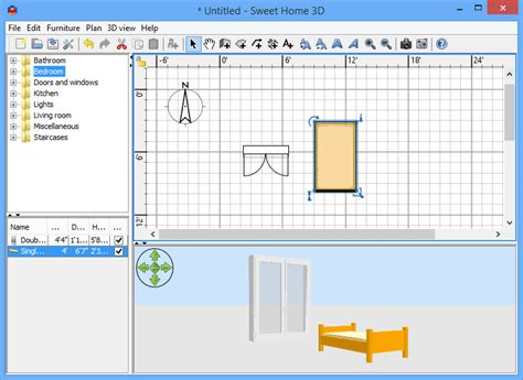 sweet home 3d design software reviews sweet home 3d 5 4