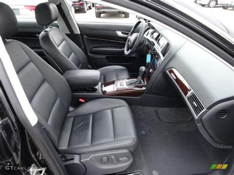 Audi A6 2010 Interior by 2010 Audi A6 3 0 Tfsi Quattro Sedan Interior Photos Gtcarlot