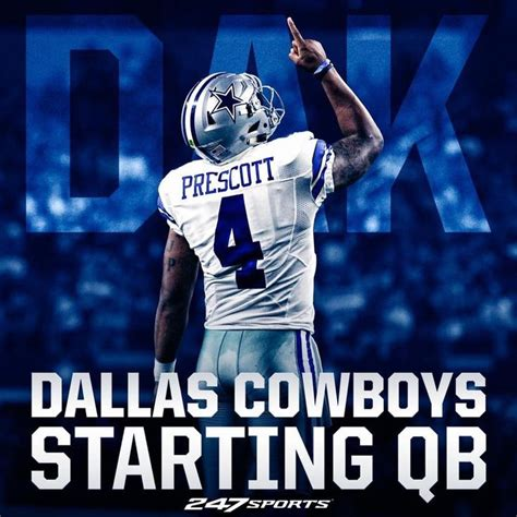 dallas cowboys c 5 298 best dak prescott images on dallas cowboys