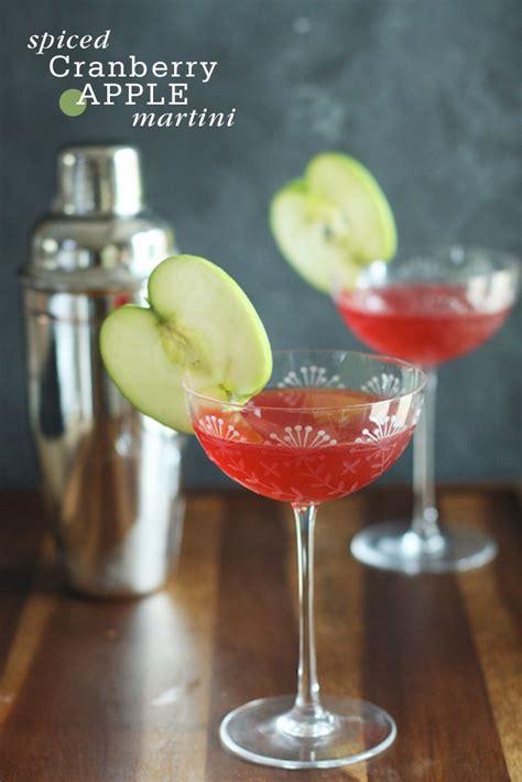 martini cranberry cranberry apple martini