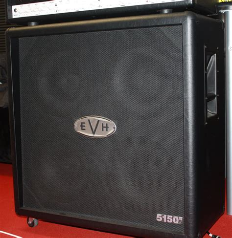 Evh Cabinet by Evh 5150 Iii 4x12 Straight Cabinet Ivory Image 189893