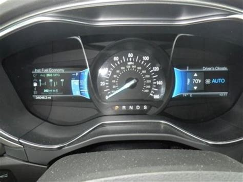 security system 2009 ford fusion head up display find used 2013 ford fusion se in 3232 summerhill rd texarkana texas united states for us
