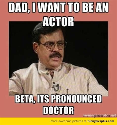 Indian Doctor Meme