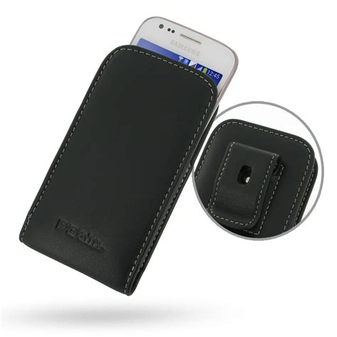 Casing Samsung Ace 3 samsung galaxy ace 3 pouch with belt clip pdair