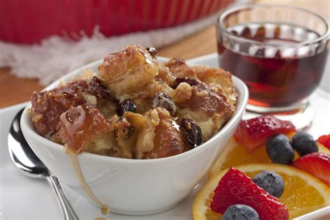 french toast bread pudding mrfood com