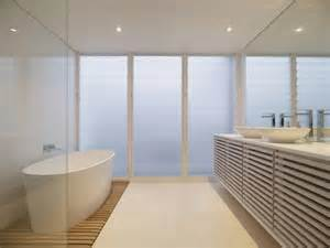 Modern Bathroom In House Modern House With Beautiful Ambience Kerr