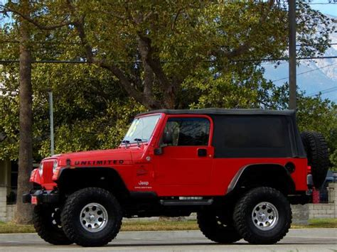 Inland Jeep 2005 Jeep Wrangler Unlimited For Sale In Inland Empire Ca