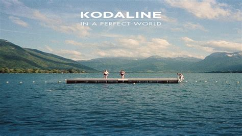 Kaos Kodaline In A Word fortitude magazine fortitude magazine s top 10 albums of