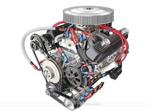 Cylinder Silinder Kepala Kompresor Ac Mobil Honda All New Crv New technical illustration beau and alan generic car engines portfolio 3