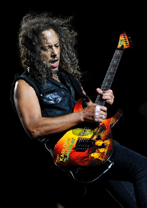 kirk hammett live solo tab kirk hammett photos photos the big 4 metallica slayer