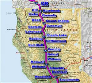 i 5 california traffic map