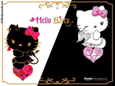 hello kitty wallpaper twitter hello devil kitty backgrounds twitter myspace backgrounds