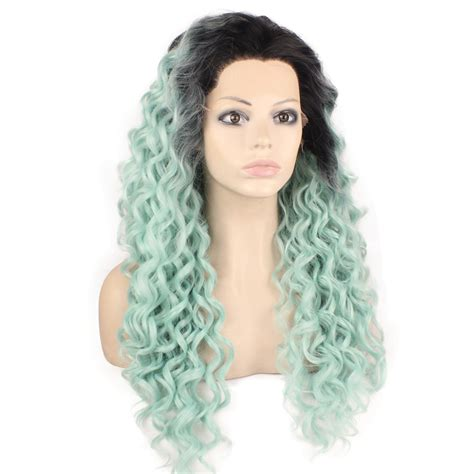 Review Fiber Wig by 26 Quot Lace Front Synthetic Wig Japanese Fiber