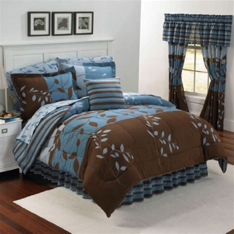 blue and brown bedding sets brown and blue comforter sets online