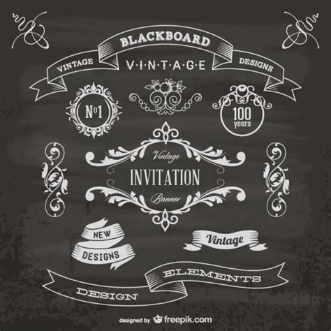design font blackboard sketchup texture chalkboard design assets fonts borders
