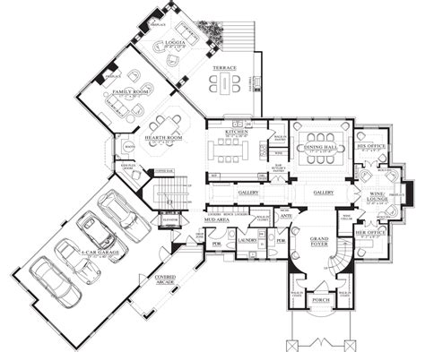 greystone mansion floor plan the greystone 7027 3