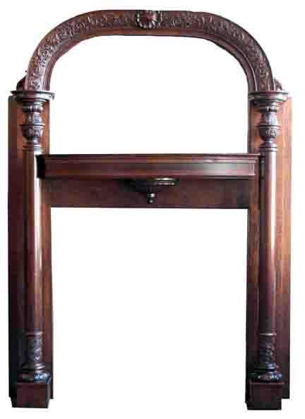 Ori Mantel antique carved mantel for sale antiques classifieds