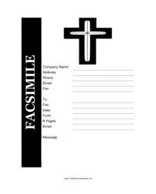 christian fax cover sheet at freefaxcoversheets net