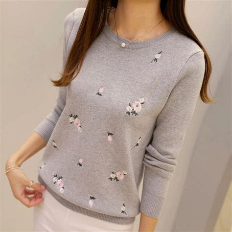 does it slimbling 2018 01 09 23 30 18 46 new youth s sweater autumn 2017 winter fashion blossoms embroidery thick