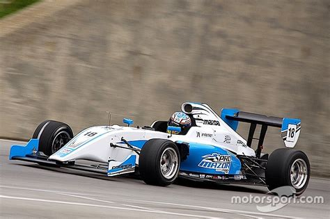 pro formula mazda pro mazda tatuus completes successful test