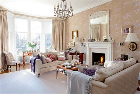 The Living Rooms Glasgow by An Edwardian Home In Glasgow Period Living