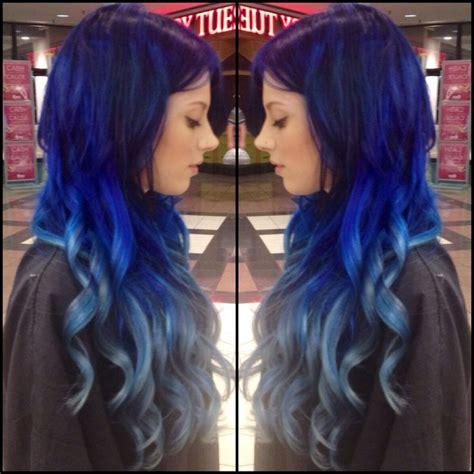 ombre with pravana vivids 35 best felicia s hair portfolio images on pinterest