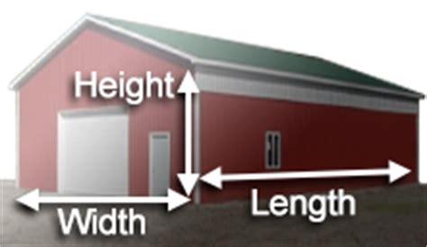Pole Barn Material Estimator armour metals pole barn estimator