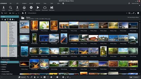 tutorial video deluxe magix magix photo manager deluxe photo editing program