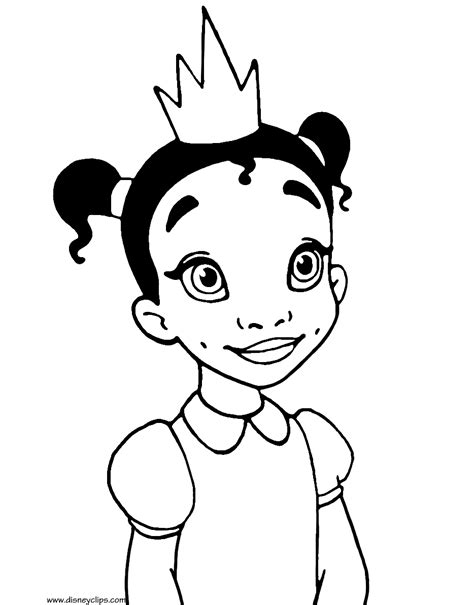 coloring pages princess tiana the princess and the frog coloring pages disney coloring