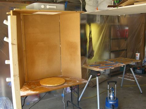 woodworking spray booth review major help for garage spray booth by wwbob