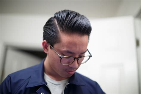 rustin heavy hold pomade review the pomp