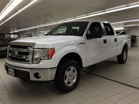 2014 ford f150 4x4 ford f 150 4x4 xlt 2014 34463 brossard montmorency ford