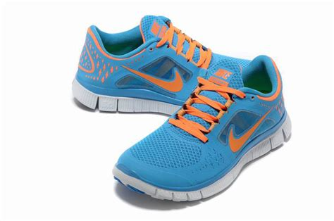 clearance nike running shoes clearance nike free run 3 womens running shoes blue