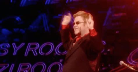 elton john gifts your song diamondsday gif by elton john find share on