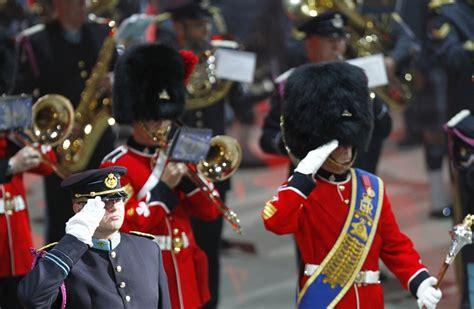 tattoo musique militaire quebec festival de musiques militaires de qu 233 bec cyberpresse