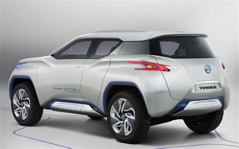 nissan suv cars nissan terra suv concept 2013 widescreen car