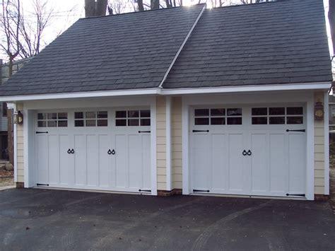 Garage Door Gallery Carriage House Raised Panel Wood Nashville Garage Door