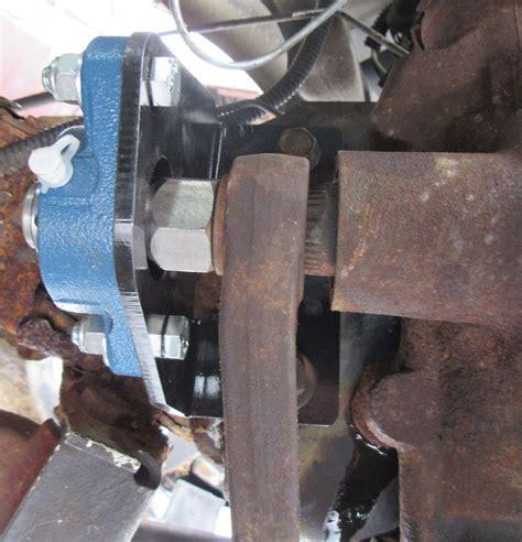 dodge ram steering wander fix dodge ram steering gear box stabilizer