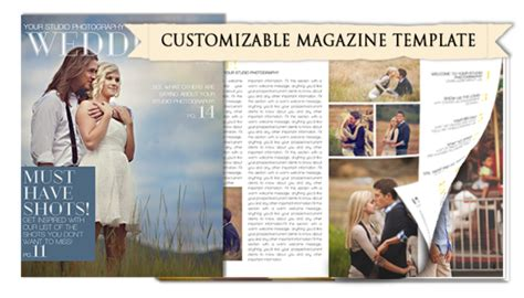 wedding magazine layout templates wedding magazine welcome packet template 1st edition