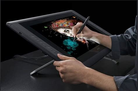 Quality Wacom Cintiq 22 Hd 21 5 Hd 1920 X 1080 Resolution wacom cintiq 22hd touch display graphic tablet dth 2200 11street malaysia tablets