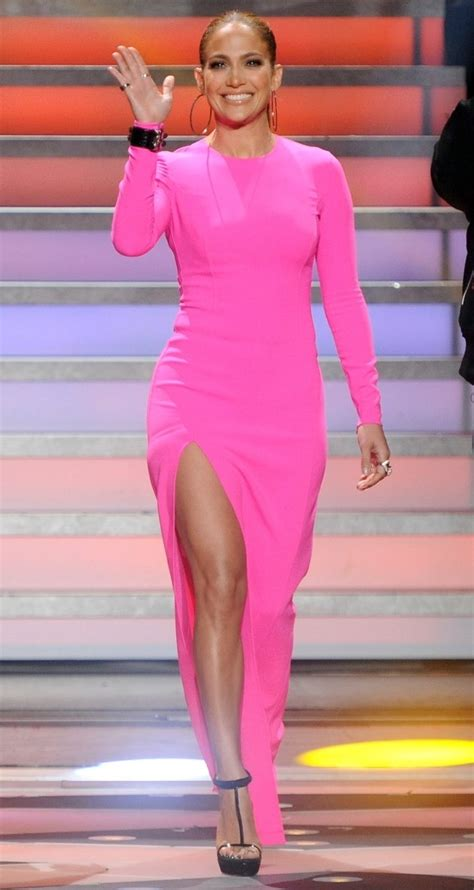 Jlo To Appear On Idol by Looks Sleek And In Gucci On American Idol