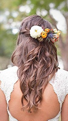 Outdoor Wedding Hairstyles For Brides by 1000 Ideas About Rustic Wedding Hair On