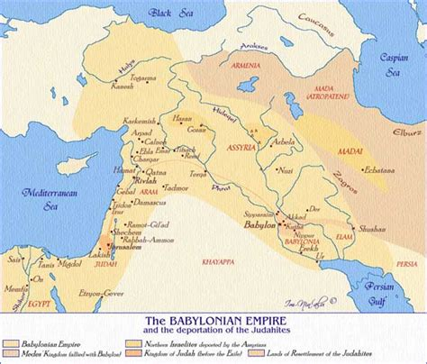 ancient middle east map judah map of the babylonian empire king nebukhadnetzar