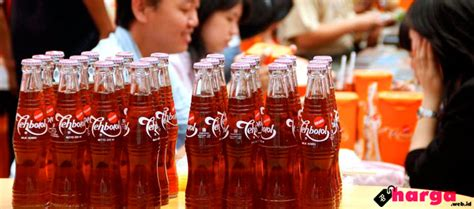 Setiap Kemasan Teh Botol Sosro harga tehbotol sosro kemasan beling botol plastik kotak