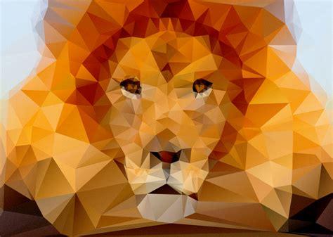 poly pattern ai adobe illustrator artwork web design blog