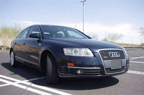 2005 audi s4 4 2 v8 quattro facelift wagon on handshake find used 2005 audi a6 4 2 v8 quattro awd 82k miles and clean title a4 s4 in tempe arizona